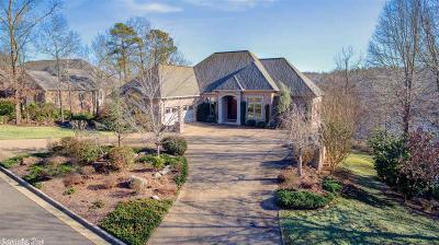 Hot Springs Single Family Home For Sale: 251 Oak Shores Circle
