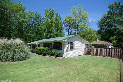 Garland County Single Family Home For Sale: 1721 Treasure Isle