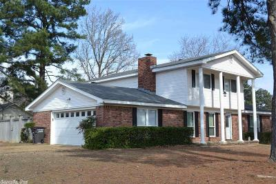 Jacksonville Single Family Home For Sale: 912 Foxwood Drive