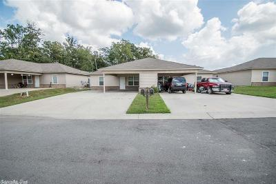 Pearcy Multi Family Home For Sale: 112 Caraway Terrace