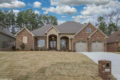 Woodlands Edge Single Family Home For Sale: 13414 Foxfield
