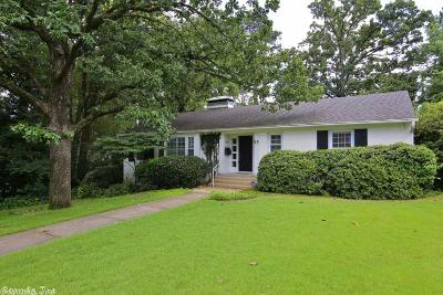 Little Rock Single Family Home Escape Clause: 29 Shannon Drive