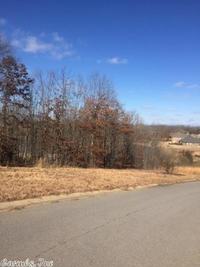 Cabot Residential Lots & Land Back On Market: Lot 69 Signature Drive