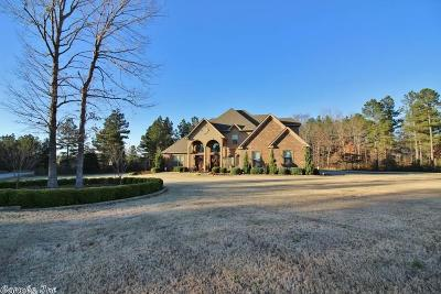 Alexander Single Family Home For Sale: 8102 Castlestone Cove