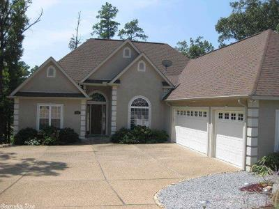 Hot Springs Village Single Family Home For Sale: 62 Elcano Drive