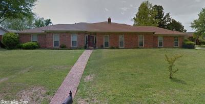 Pine Bluff Single Family Home Price Change: 19 Stratford Lane
