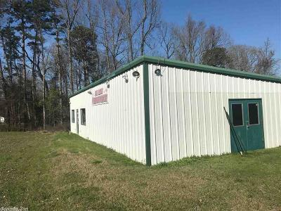 De Queen Commercial For Sale: 348 Hwy. 71 North