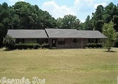White Hall AR Single Family Home For Sale: $163,000