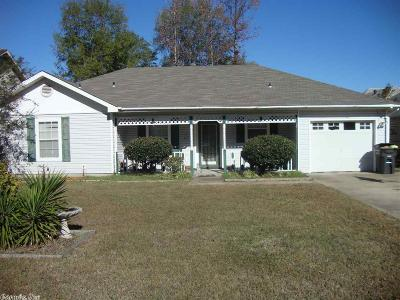 Jacksonville Single Family Home For Sale: 105 Dale
