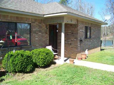 Garland County, Hot Spring County Condo/Townhouse For Sale: 168 D Pebble Beach Pl #D