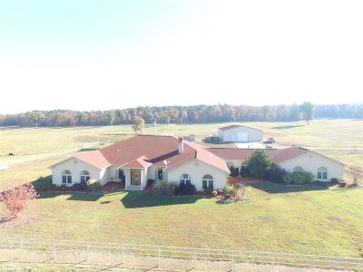 Russellville Farm & Ranch For Sale: 135 Darter Lane