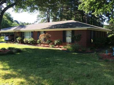 Lincoln County Single Family Home For Sale: 106 E Roosevelt Drive