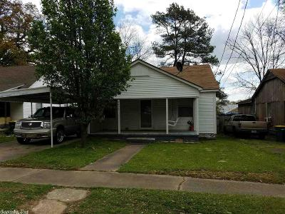 North Little Rock Single Family Home Back On Market: 2410 1/2 Division Street