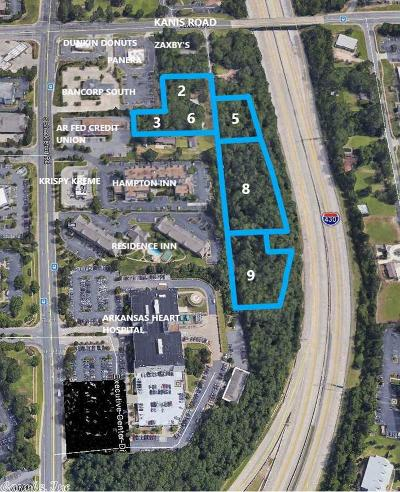 Little Rock Residential Lots & Land For Sale: 00 A Kaufman