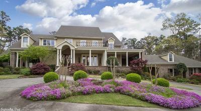 Little Rock Single Family Home For Sale: 22 Bretagne Circle