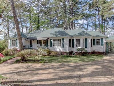 Hot Springs Single Family Home For Sale: 315 Lookout Point