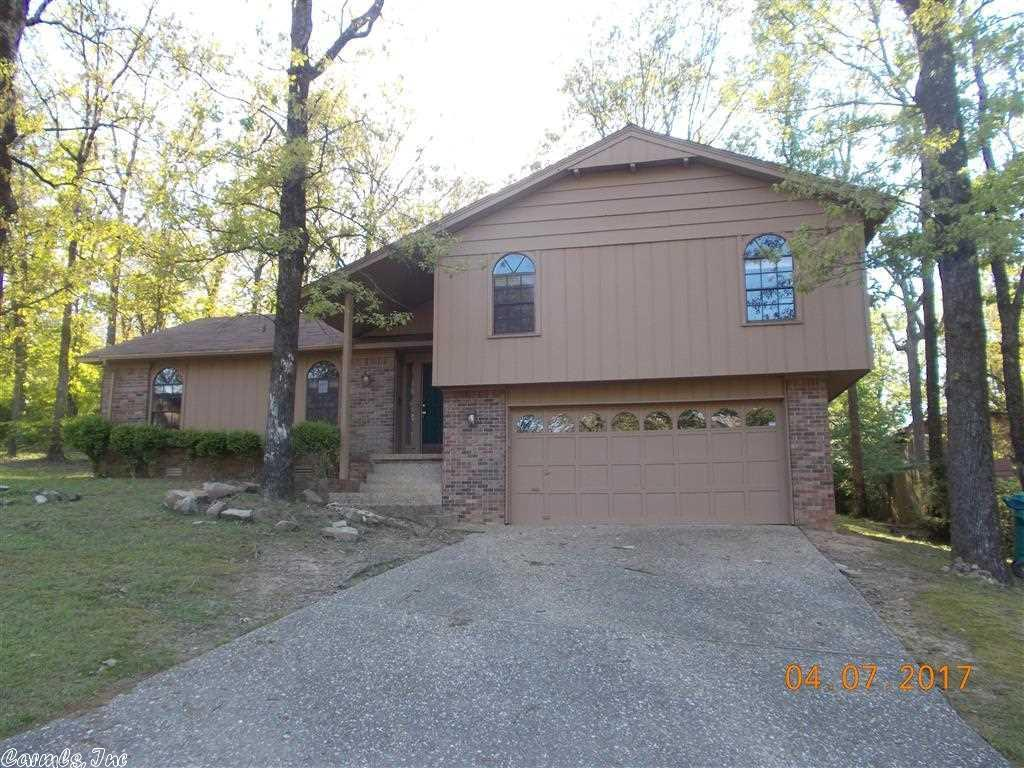 8 Regal Court Little Rock Ar Mls 17010788 Adkins Mcneill