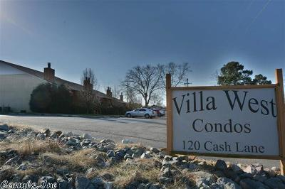 Hot Springs Condo/Townhouse For Sale: 120 Cash #B3 B4 C4