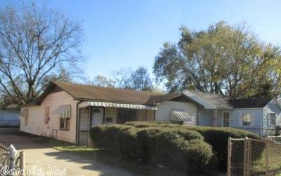 North Little Rock Single Family Home Back On Market: 710 Blossom Street