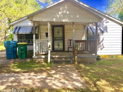 Little Rock Single Family Home Price Change: 3317 S Broadway Street