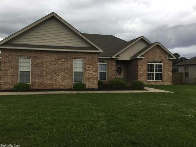 Beebe Single Family Home For Sale: 136 Hunters Circle