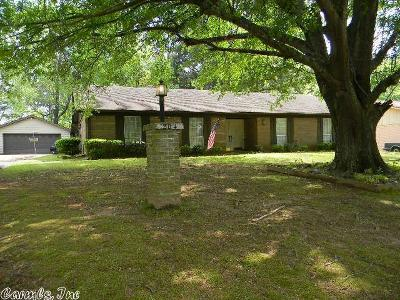 Rison Single Family Home For Sale: 204 Amis