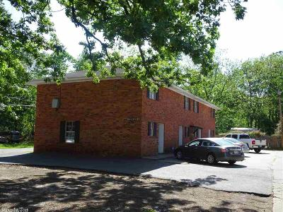 Pine Bluff Multi Family Home For Sale: 2800 S Elm