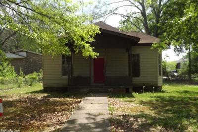 Pine Bluff Single Family Home For Sale: 908 W 21st Avenue