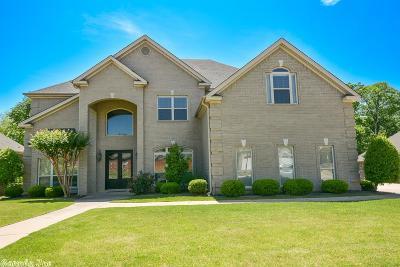 Maumelle Single Family Home For Sale: 204 Seminole Lane