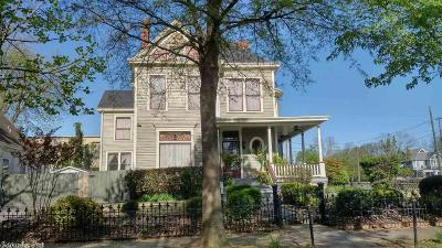 Single Family Home For Sale: 1600 S Arch
