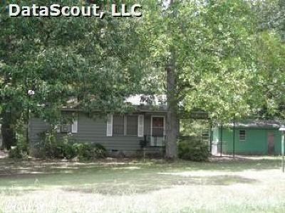 White Hall AR Single Family Home For Sale: $49,900
