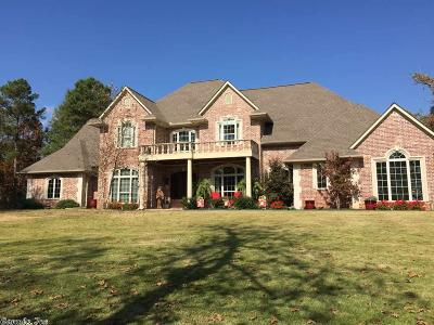 Sevier County Single Family Home Price Change: 318 De Queen Lake Road