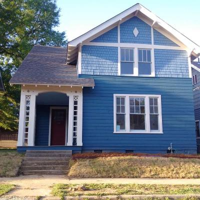 Single Family Home For Sale: 315 W Charles Bussey