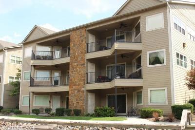 Garland County Condo/Townhouse For Sale: 640 Arkridge #K2
