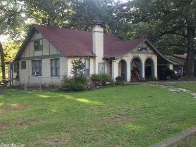 Monticello AR Single Family Home For Sale: $110,000