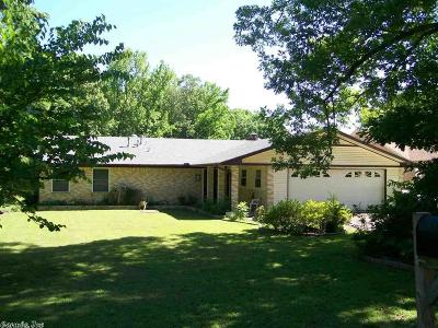 Garland County Single Family Home For Sale: 1629 Thornton Ferry Road