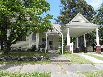 Bald Knob Single Family Home For Sale: 305 E Center Street