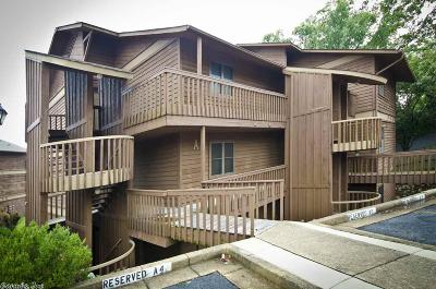 Hot Springs Condo/Townhouse For Sale: 152 Mimosa Point - A-6