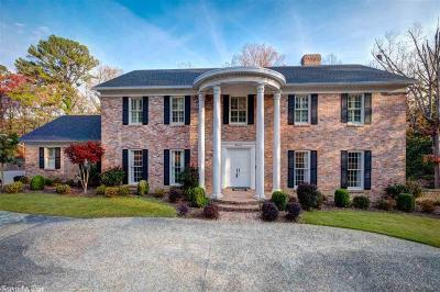 Little Rock Single Family Home For Sale: 36 Pebble Beach Drive