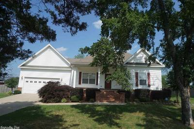 Beebe Single Family Home For Sale: 651 Swinging Bridge Rd