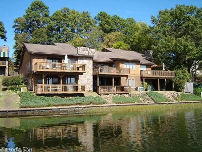 Garland County Condo/Townhouse For Sale: 114 Lookout Circle #A 1