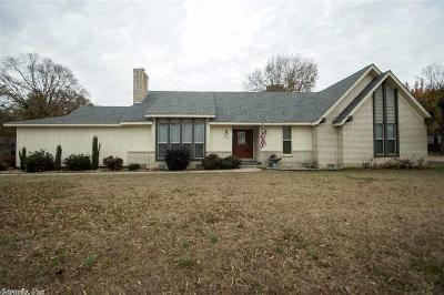 Beebe Single Family Home For Sale: 615 W Mississippi