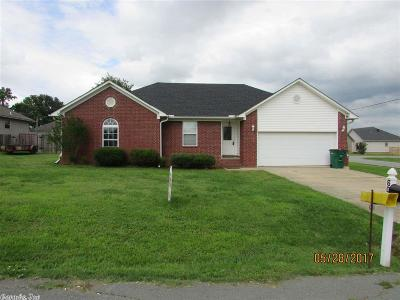 Beebe Single Family Home For Sale: 604 Sherry Dr