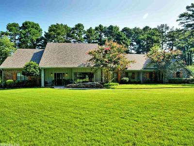 Maumelle Single Family Home Price Change: 33 Club Manor