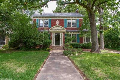 Single Family Home For Sale: 1418 Kavanaugh Boulevard