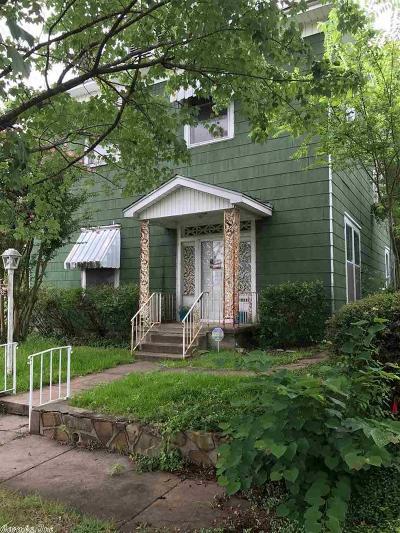 Little Rock Single Family Home For Sale: 203 S Pulaski Street