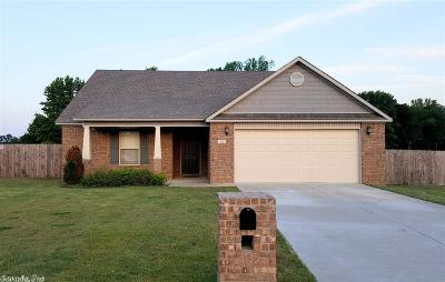 Beebe Single Family Home For Sale: 122 Wildflower Drive