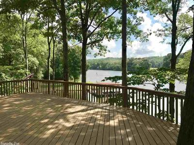 Garland County Single Family Home For Sale: 133 Rockaway Point