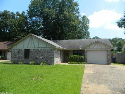 Maumelle Single Family Home Price Change: 31 Oak Forest Drive