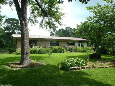 Pearcy Single Family Home For Sale: 3800 Amity Road